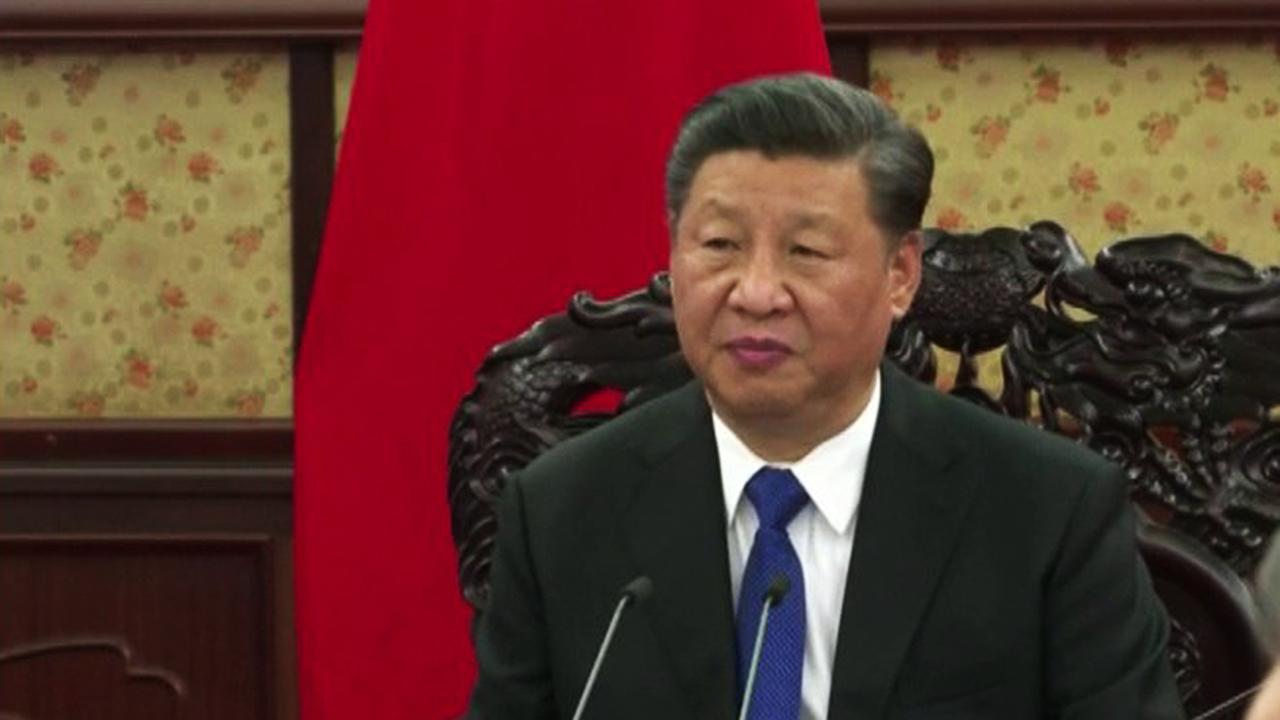 Coronavirus creates new tensions between US and China