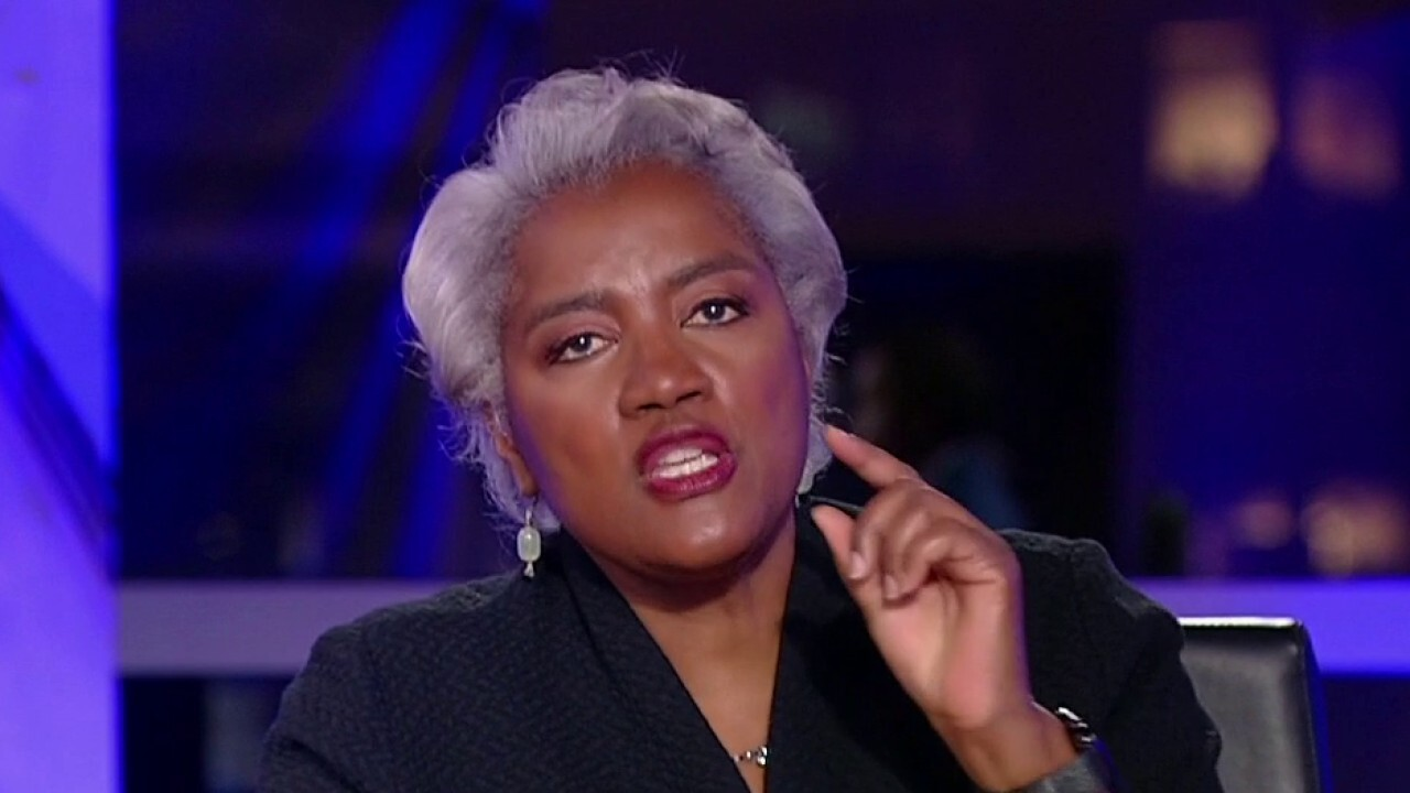 Brazile reacts to Harris' debate performance: 'She rocked it'