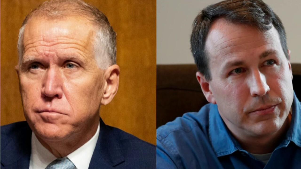 Democrat Cal Cunningham concedes tight North Carolina Senate race