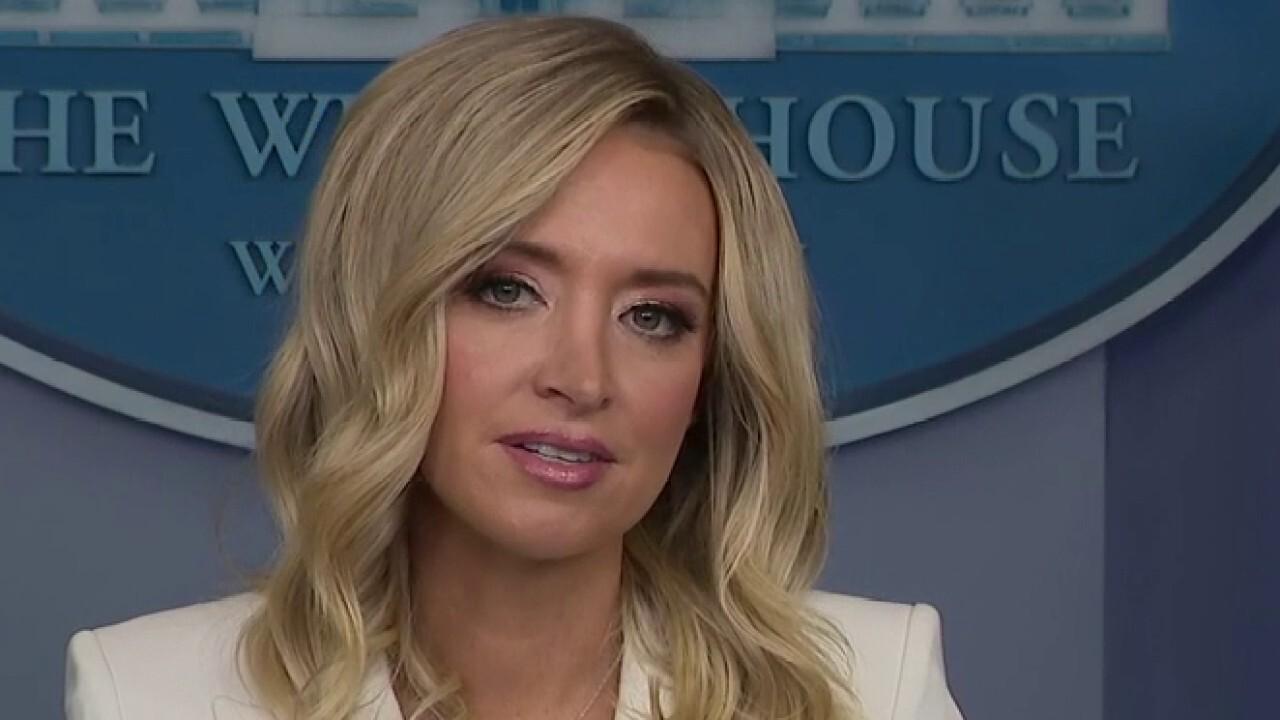 Kayleigh McEnany questions media's early dismissal of coronavirus