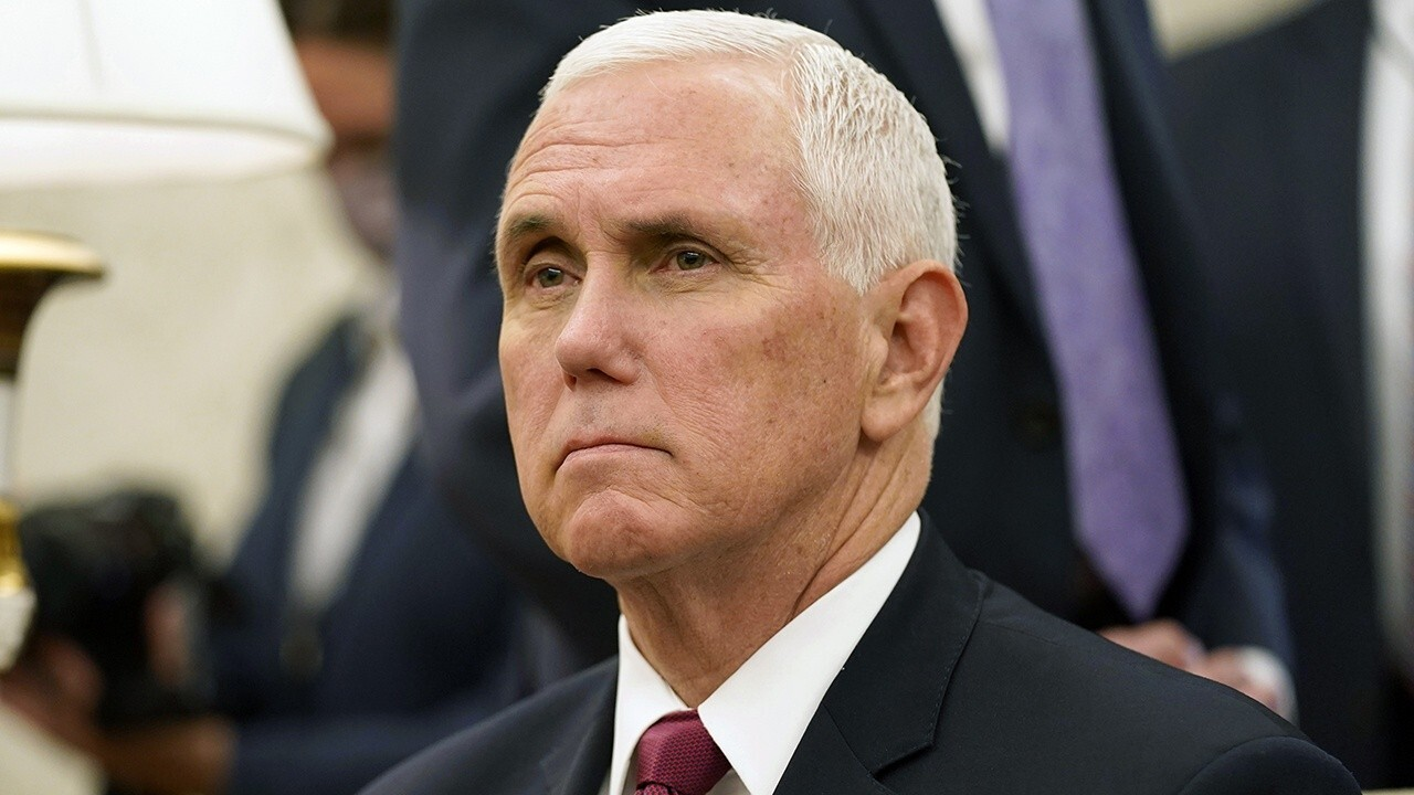 Pence calls out DNC for not focusing on China, violence in cities