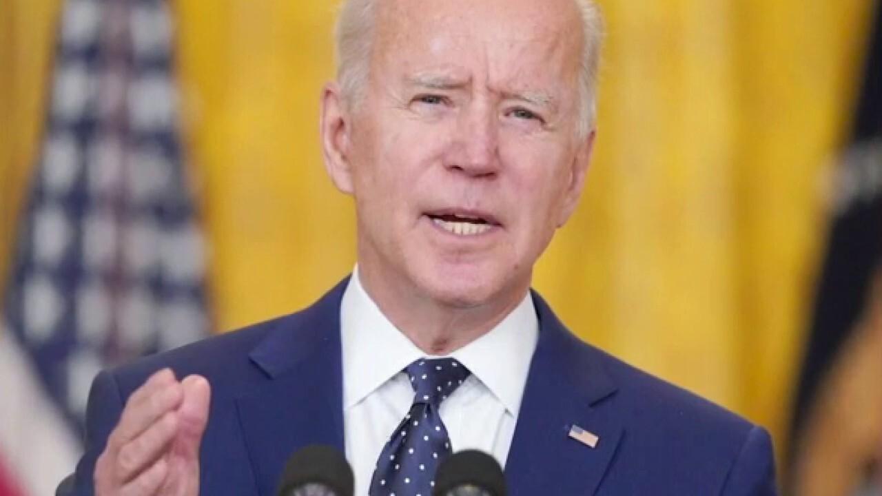 Eric Shawn: President Biden, swinging for the fences