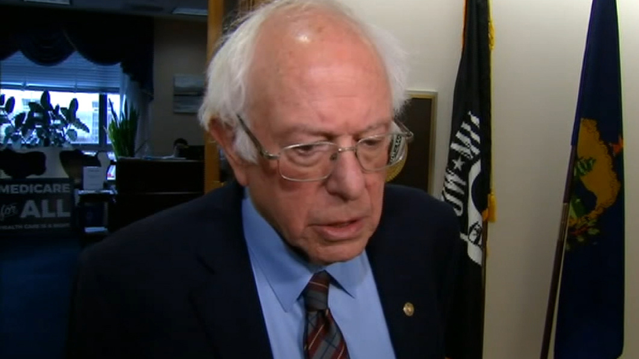 Bernie Sanders: 'We are the strongest campaign to defeat Trump'