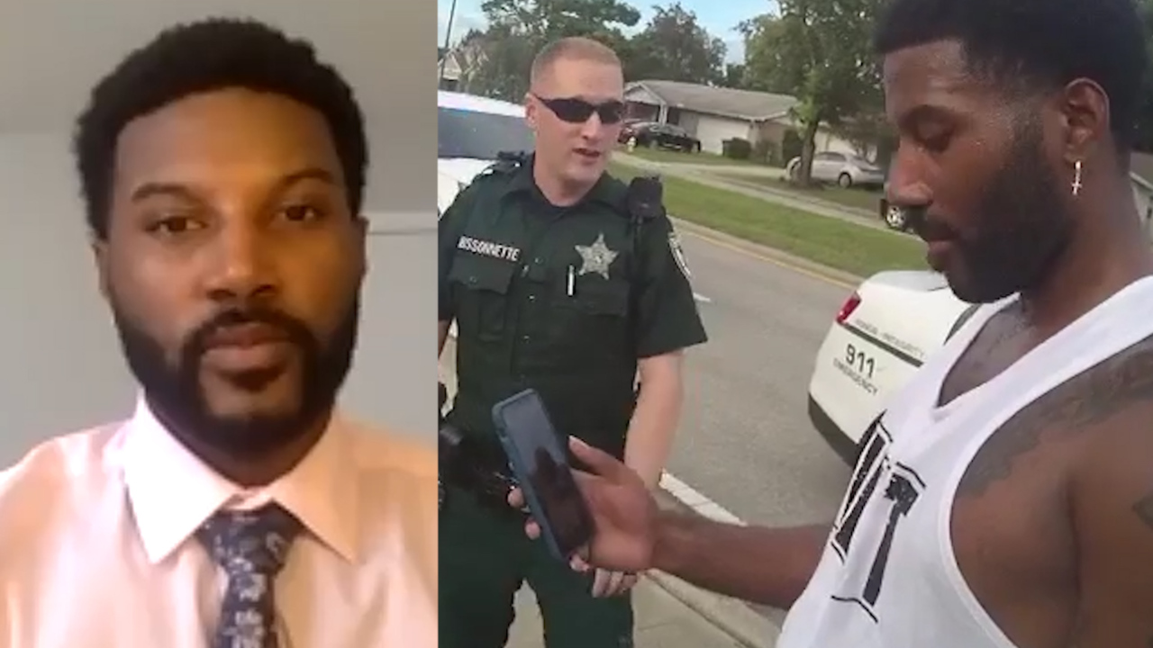 Black jogger detained for fitting suspect description accepts job offer with Sheriff's office for bias training