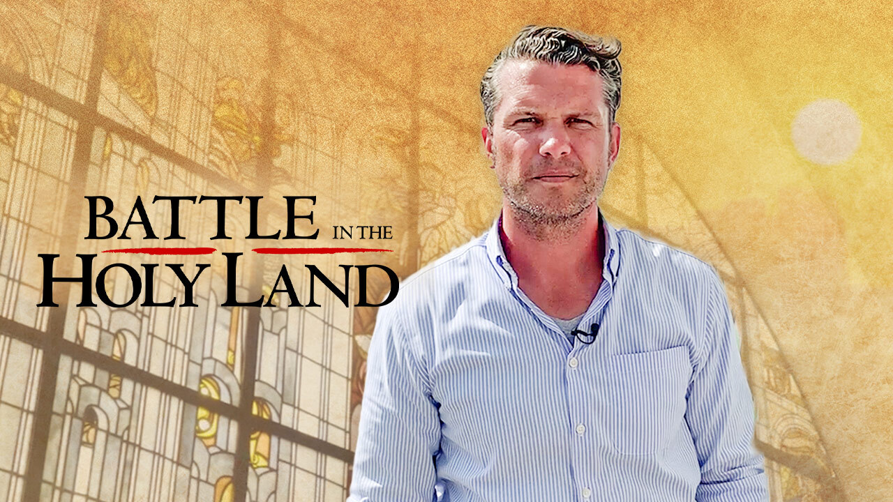 Uncover the history of the Israeli-Palestinian conflict in Fox Nation's 'Battle in the Holy Land'