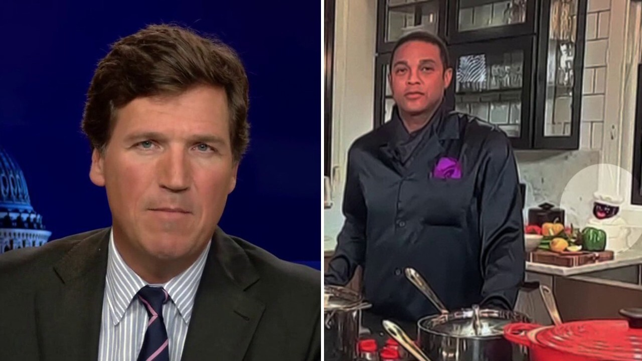 Tucker: What is this 'white supremacist' symbol doing in Don Lemon's kitchen?