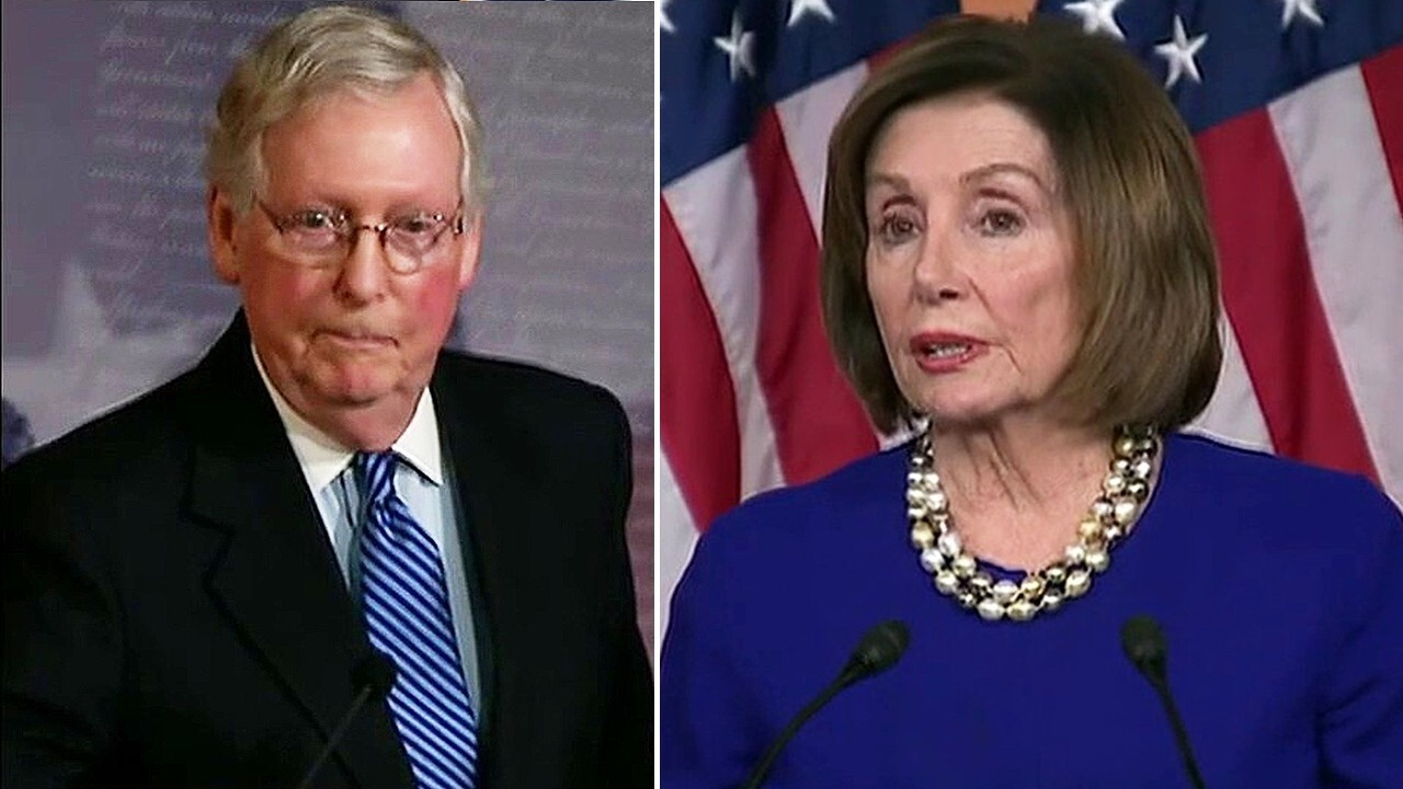 Congress gets back to work following impeachment