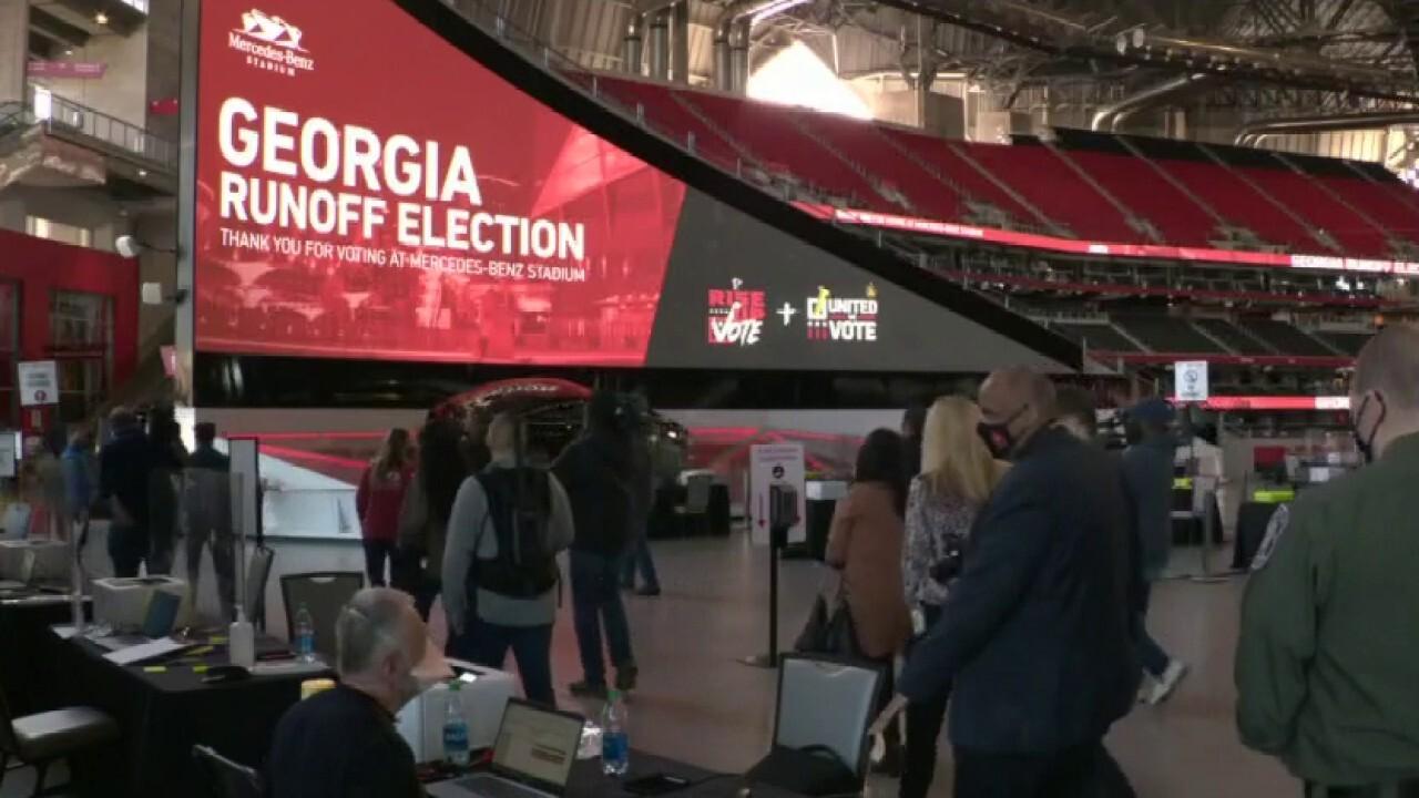 Legal battles over election grind to halt as Ga. Senate runoffs near