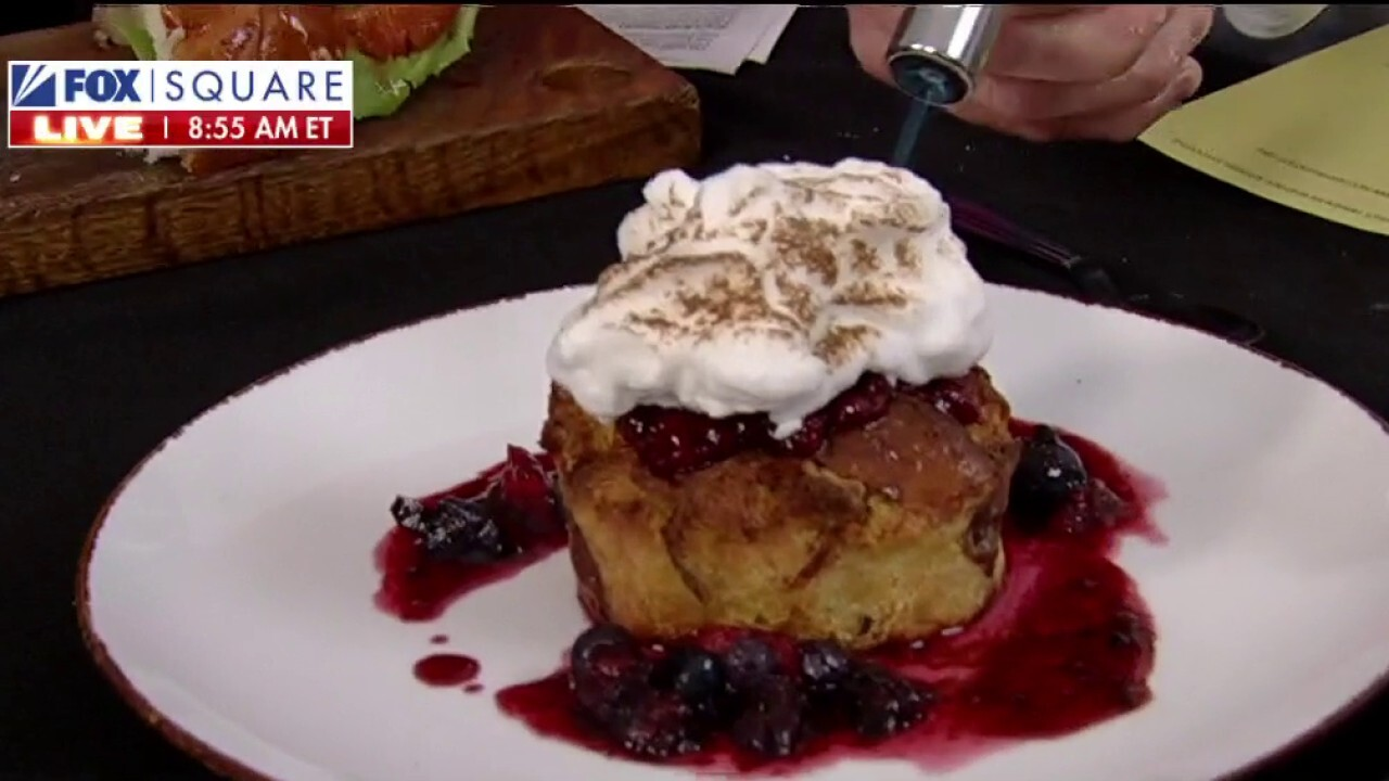 Chef Doherty puts adult twist on classic childhood meals