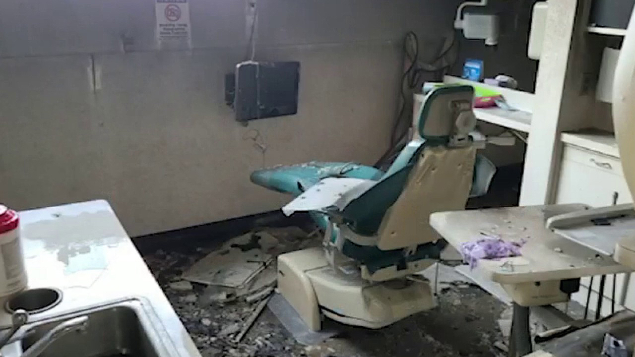 Minneapolis dental clinic picked clean by looters: 'I lost everything'