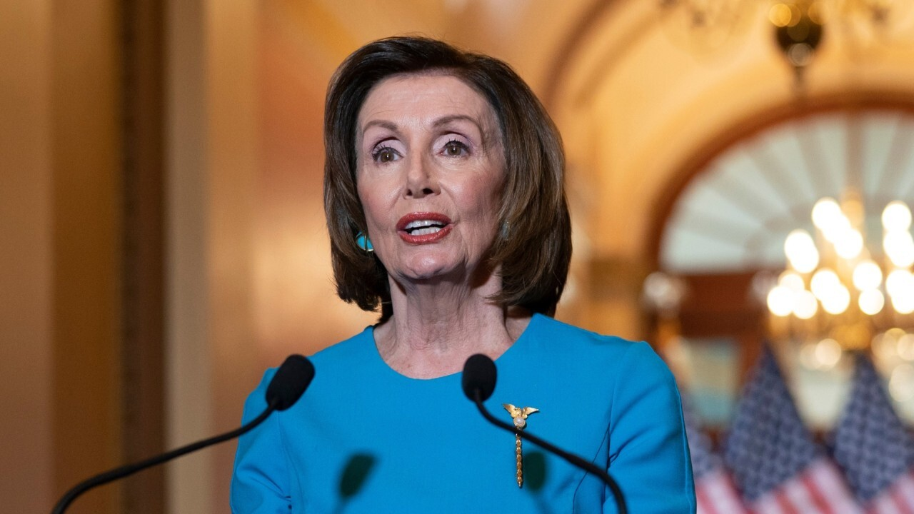House Speaker Pelosi says there's a deal with White House over coronavirus bill