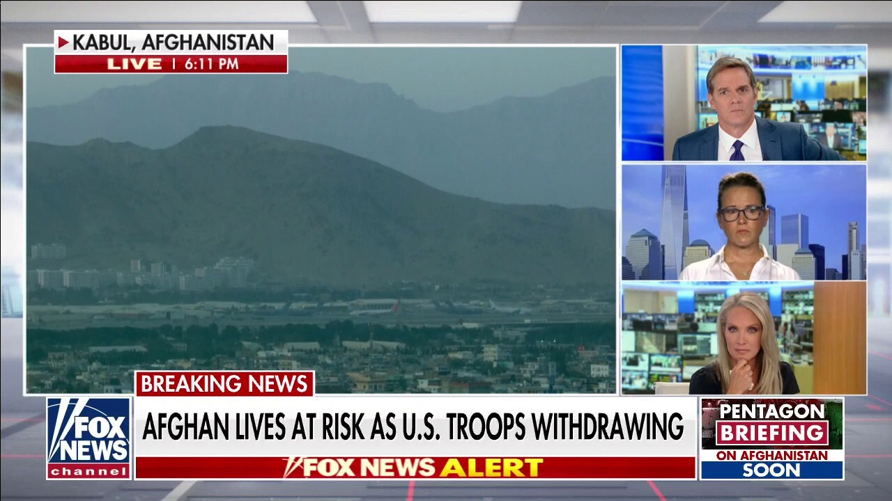 Afghan interpreter stranded in country, believes he won't get out