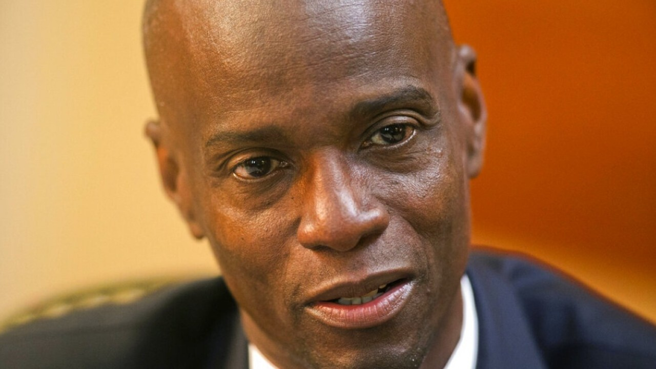Haitian president assassinated by an unidentified group