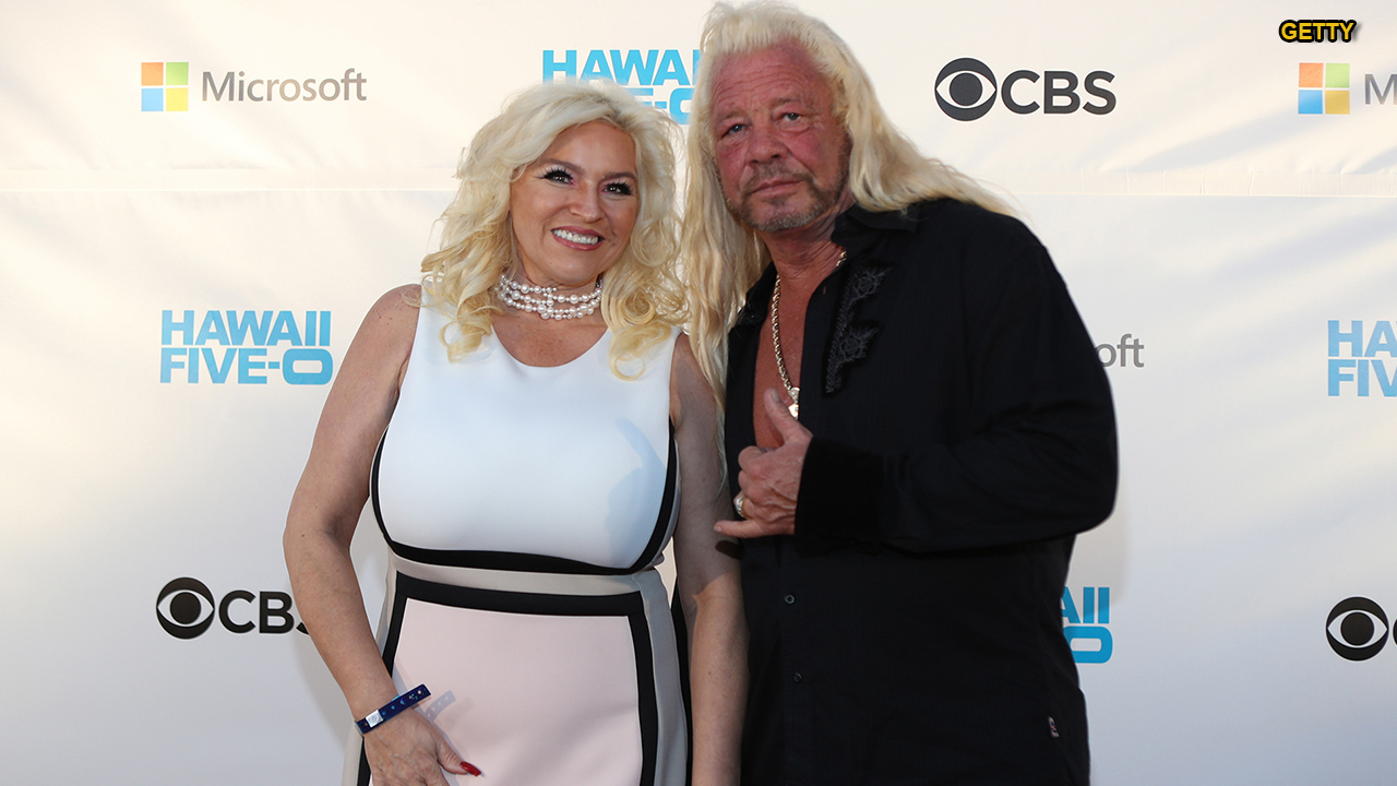 Duane 'Dog the Bounty Hunter' Chapman on latest bond being for late wife Beth