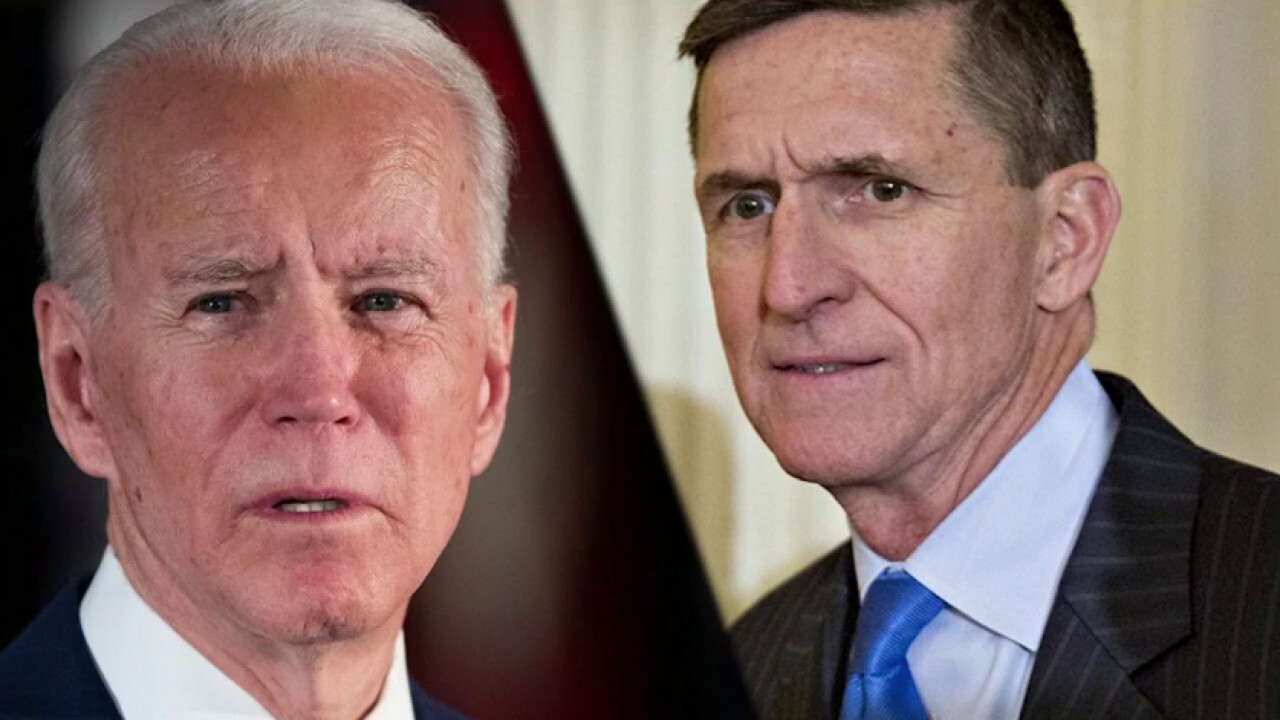 Former Vice President Biden says he was 'aware' of Flynn investigation