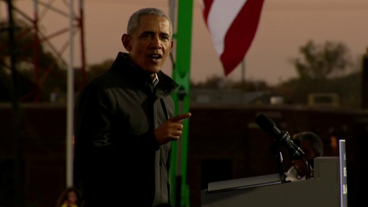Obama says reparations 'justified' on podcast with Bruce Springsteen