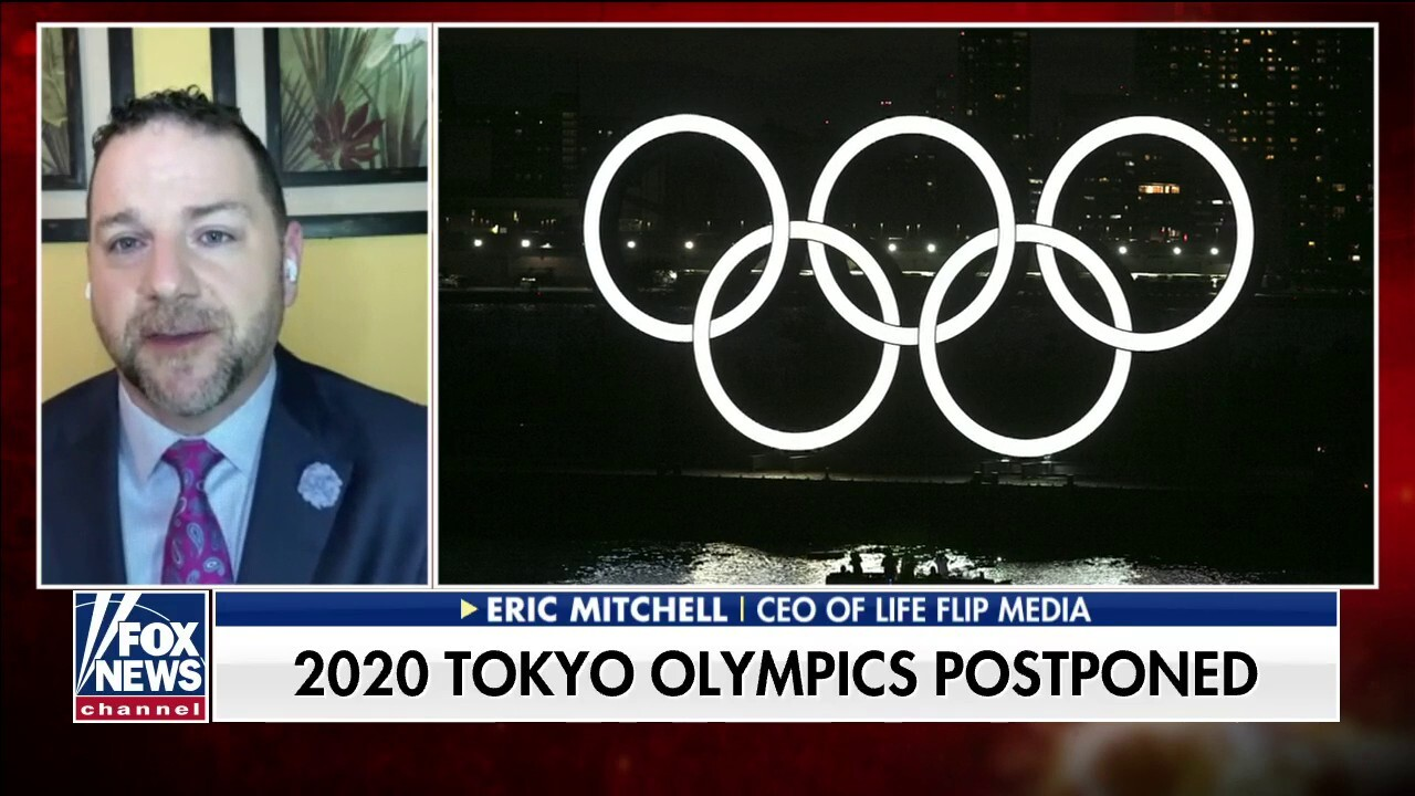 Fallout from decision to postpone the 2020 Tokyo Olympics