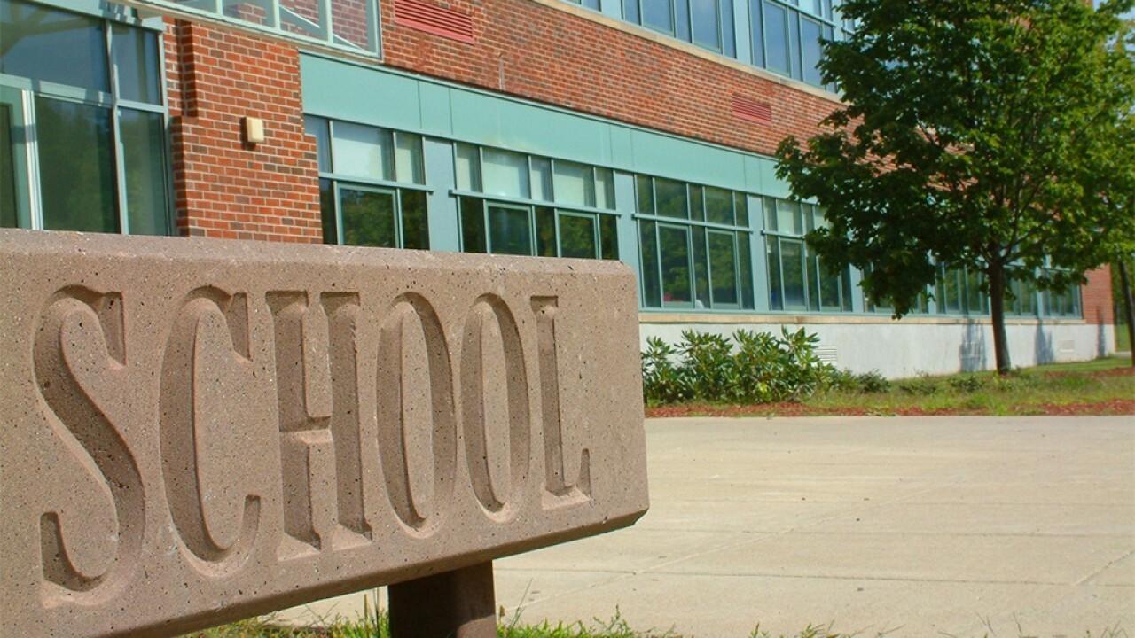 School  - cover