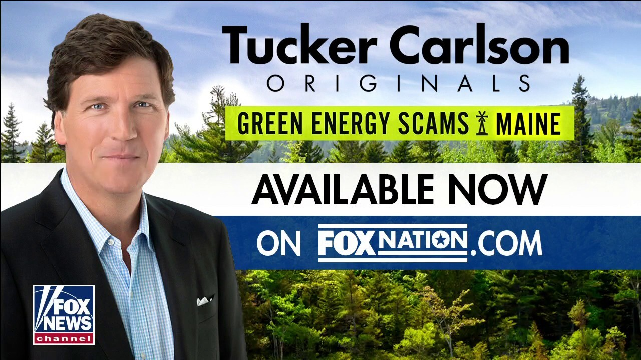Tucker previews latest episode of 'Tucker Carlson Originals'
