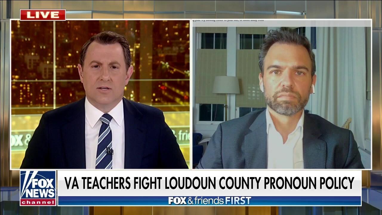 Two more teachers sue Loudoun County schools over pronoun policy