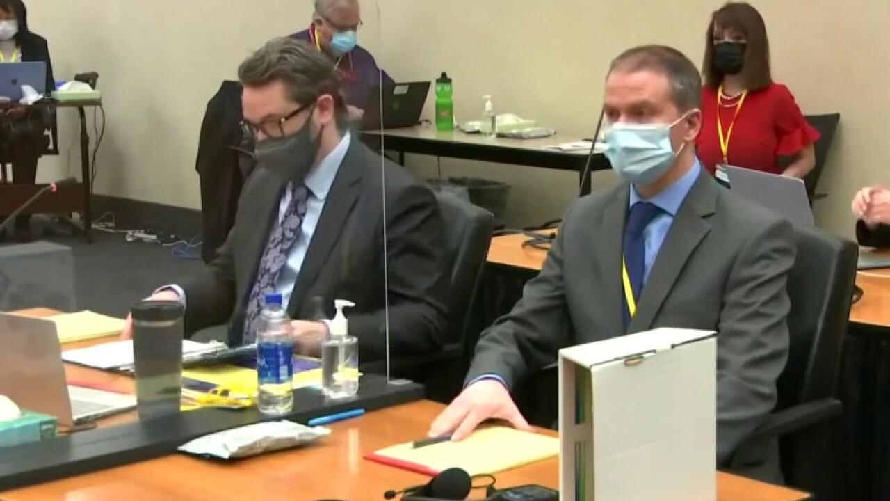 LIVE UPDATES: Prosecutors in Derek Chauvin trial may rest their case within days – Fox News