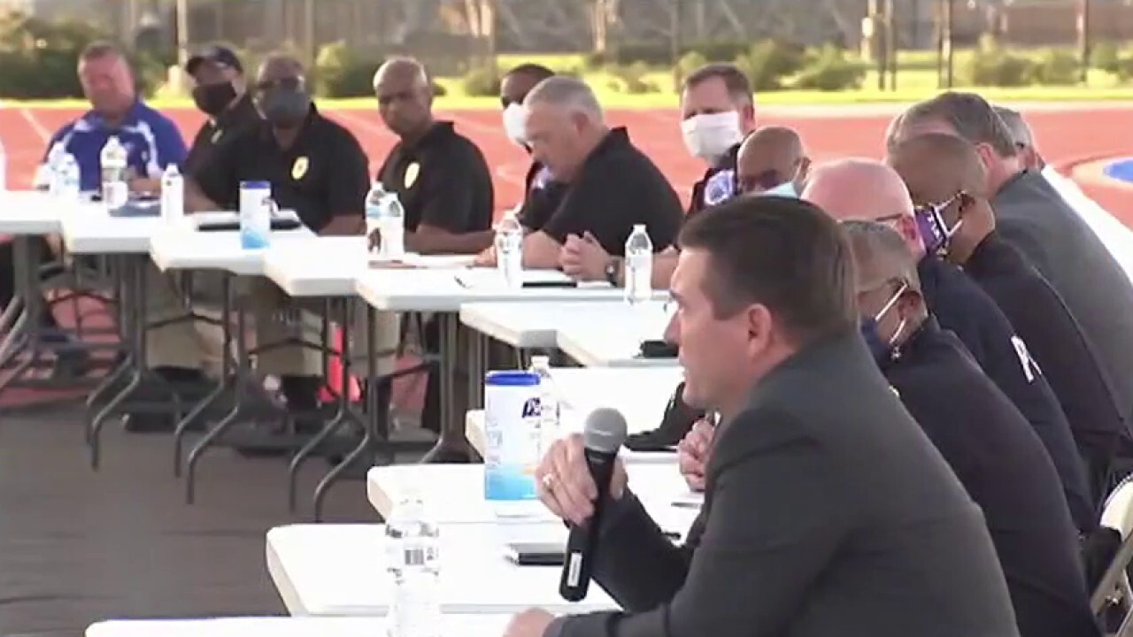 Galveston County, Texas law enforcement responds to the public's call for reform