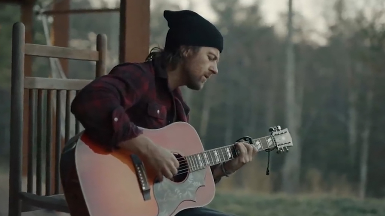 Country star Kip Moore releases new album 'Wild World,' gives fans a look into his life in isolation