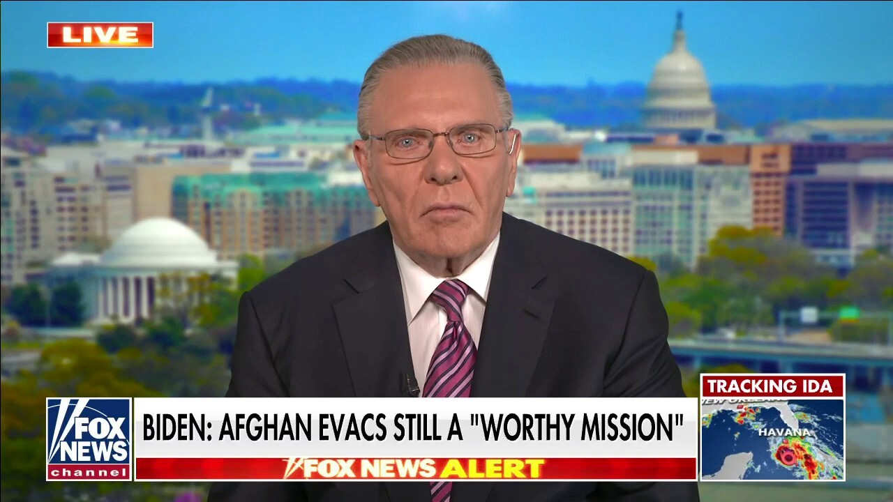 Gen. Jack Keane: Damage of the Kabul suicide attack is 'quite staggering'