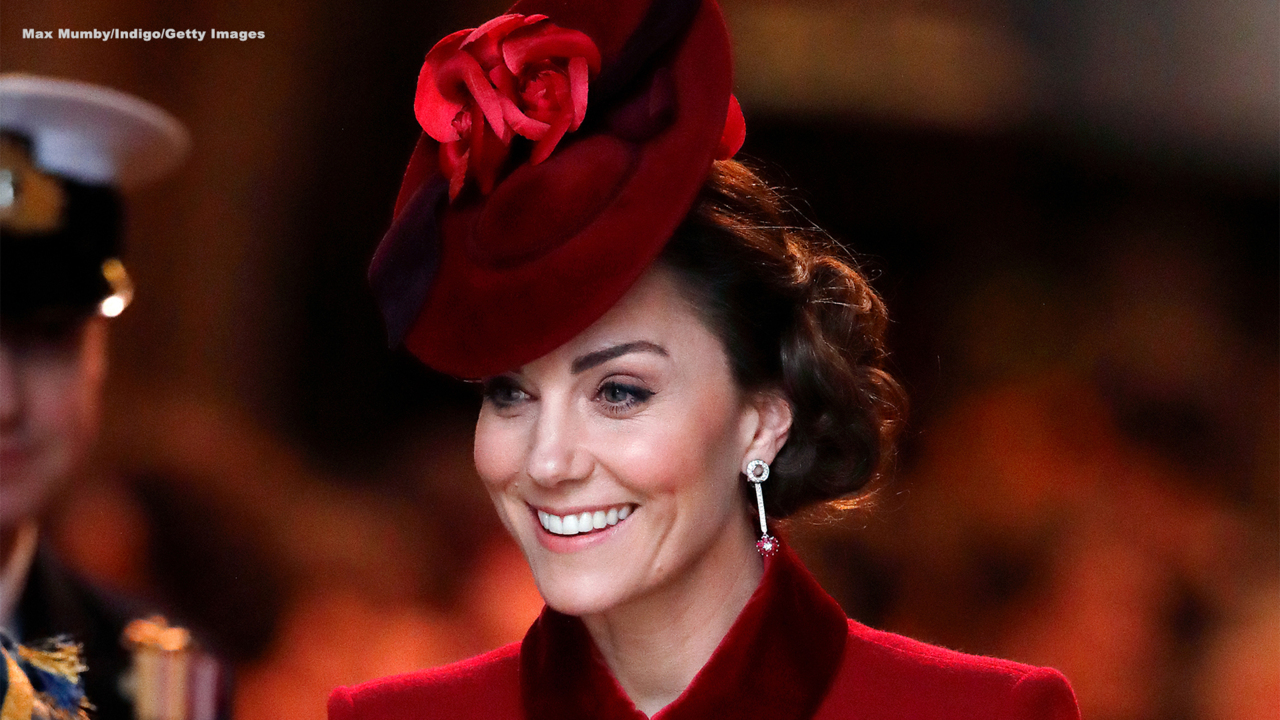 Kate Middleton 'helped save' Prince William after losing his mother Princess Diana, says royal expert