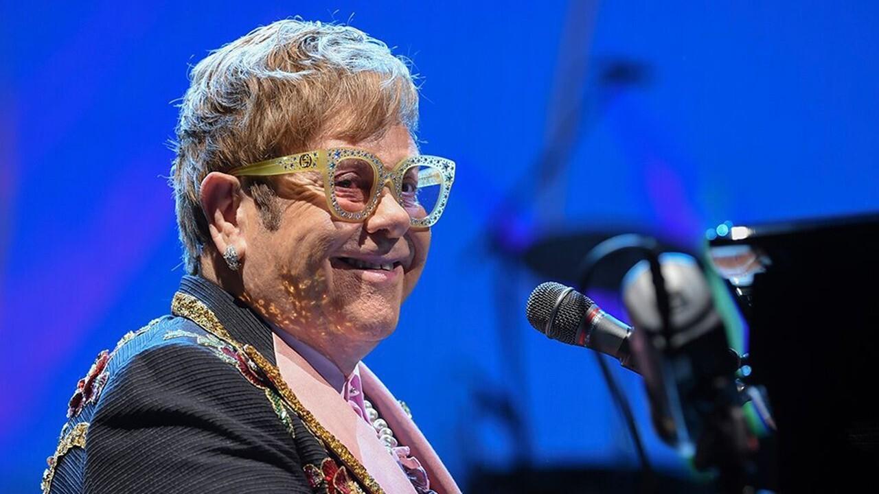 Elton John to host 'FOX Presents the iHeart Living Room Concert for America' to benefit coronavirus charities