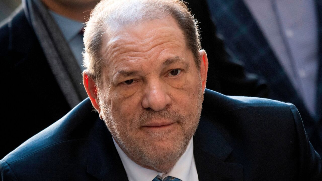 Harvey Weinstein stripped of UK royal honor by Queen Elizabeth II