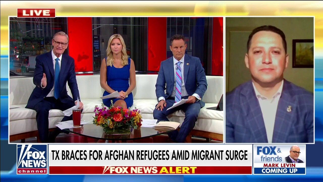 Tony Gonzales: Biden administration needs to ensure all US citizens, allies are able to leave Afghanistan