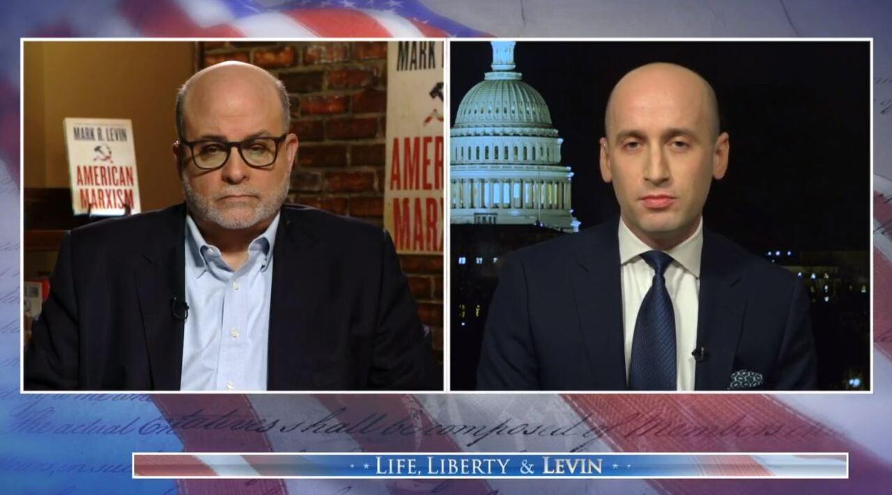 Stephen Miller blasts Biden border policies as 'reckless'