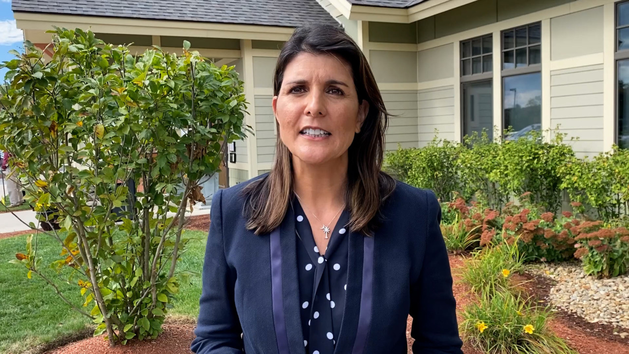 Haley criticizes Democrats for 'throwing stones' at Amy Coney Barrett – Fox News