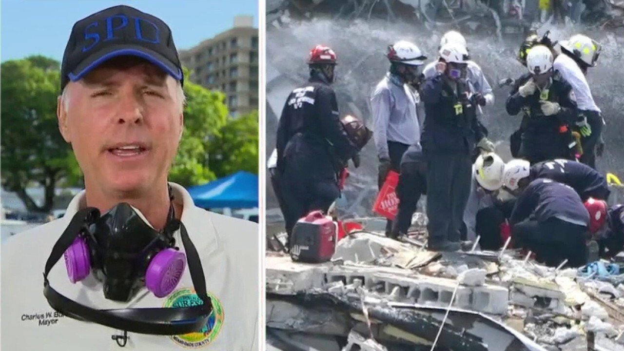 Desperate search continued in Surfside condo collapse as 156 remain unaccounted for