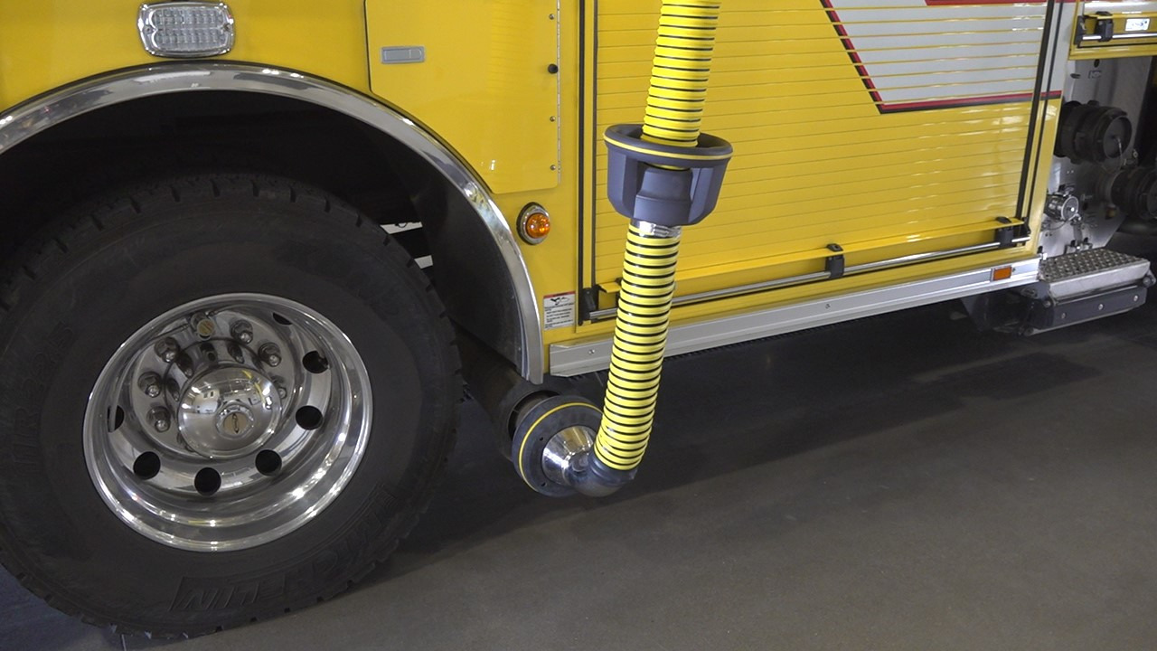 Firefighters use new technology prevent cancer