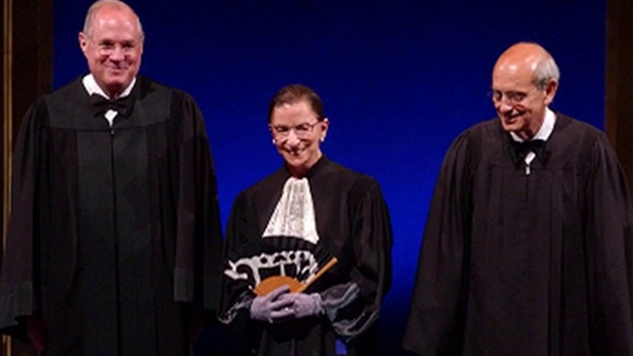 Mollie Hemingway assesses the legal legacy of Justice Ginsburg