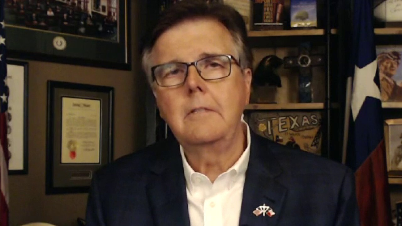 Texas Lt. Gov. Dan Patrick on why Americans should be concerned about mail-in voting