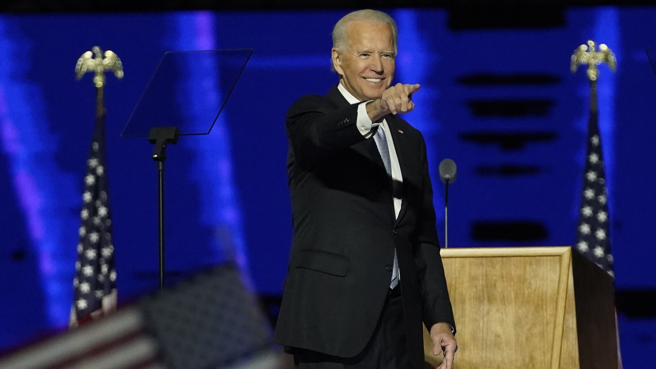 President-elect Joe Biden vows to re-join Iran nuclear deal