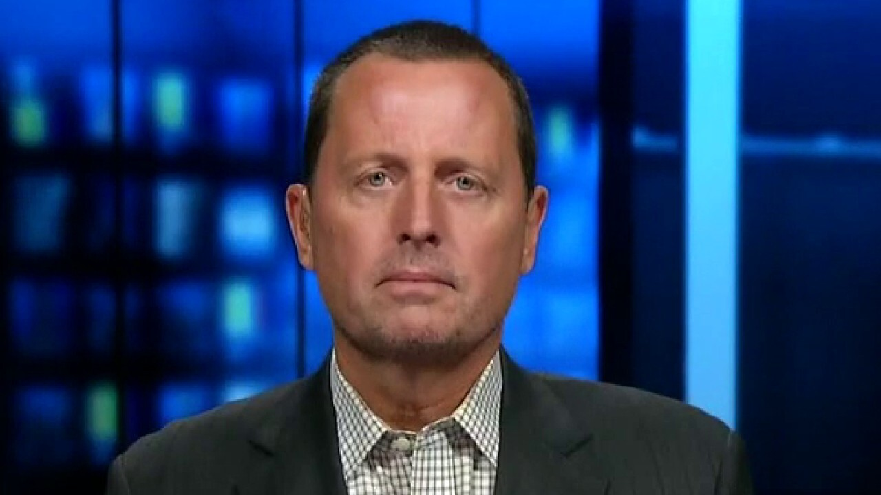 Grenell: Biden has 'disparaged' US diplomacy with Afghanistan