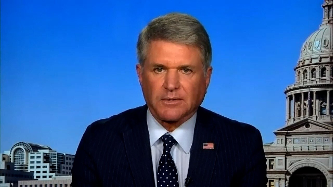 Afghanistan: 'With the exception of the airport-we are completely dark,' says Rep. Michael McCaul