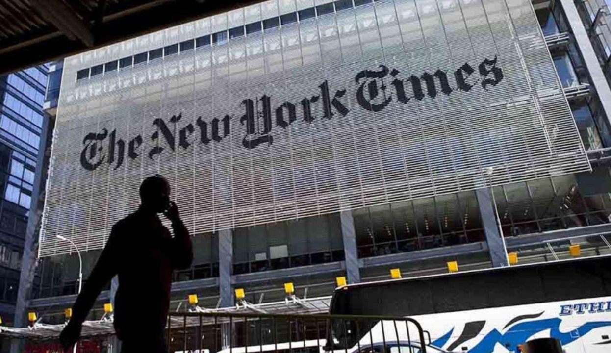 New York Times opinion editor resigns over op-ed backlash