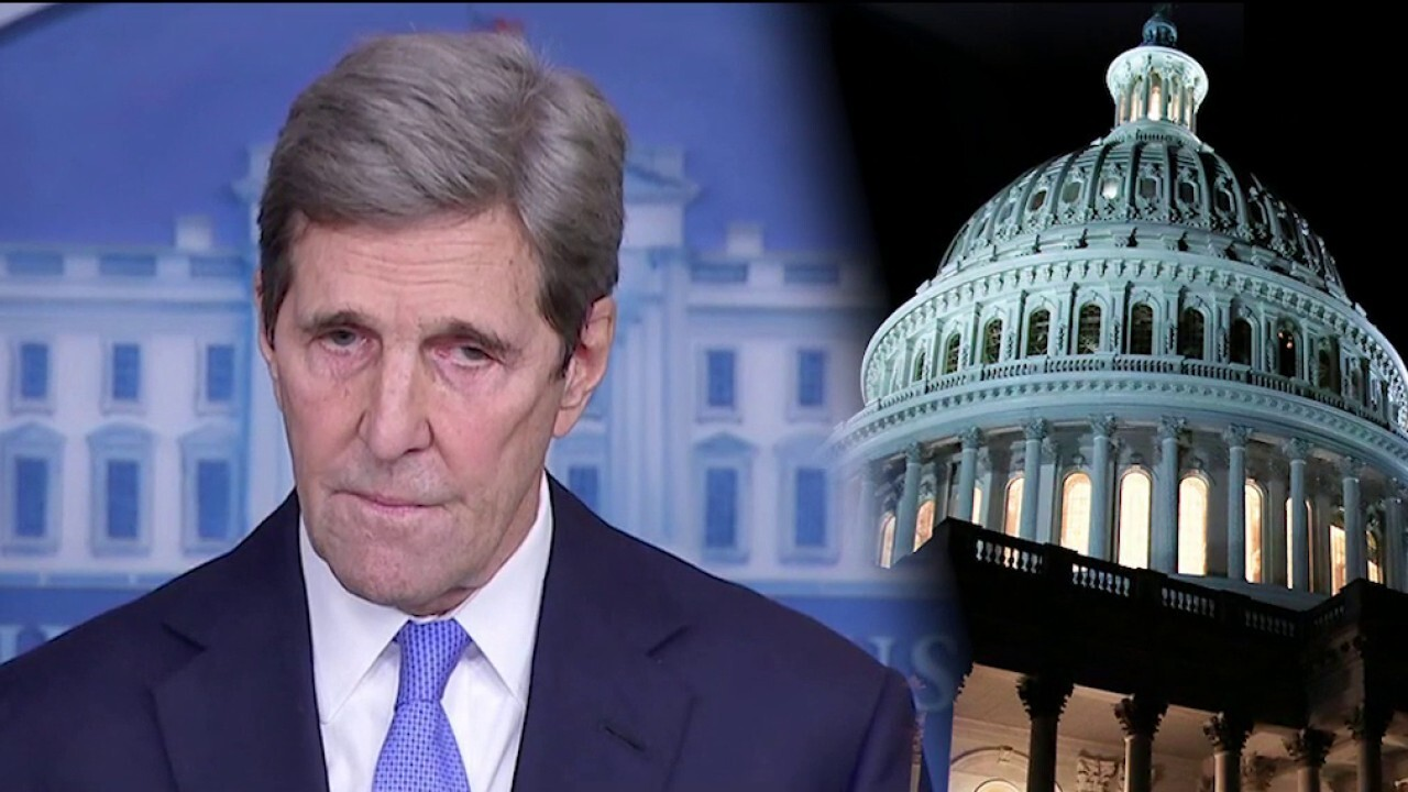 Documents reveal John Kerry invested in numerous oil companies