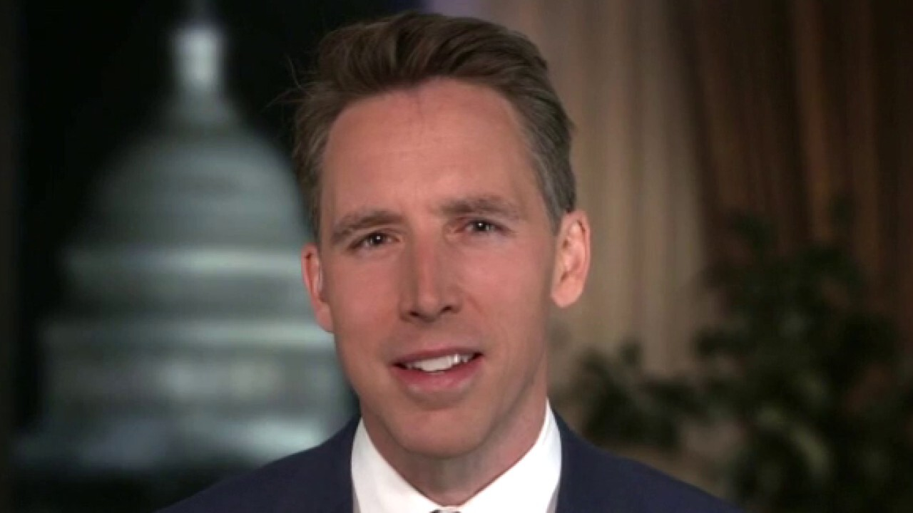 Sen. Hawley: Big Tech and billionaires have 'stranglehold' over our country
