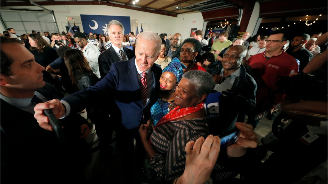 Where does Joe Biden stand on the issues?