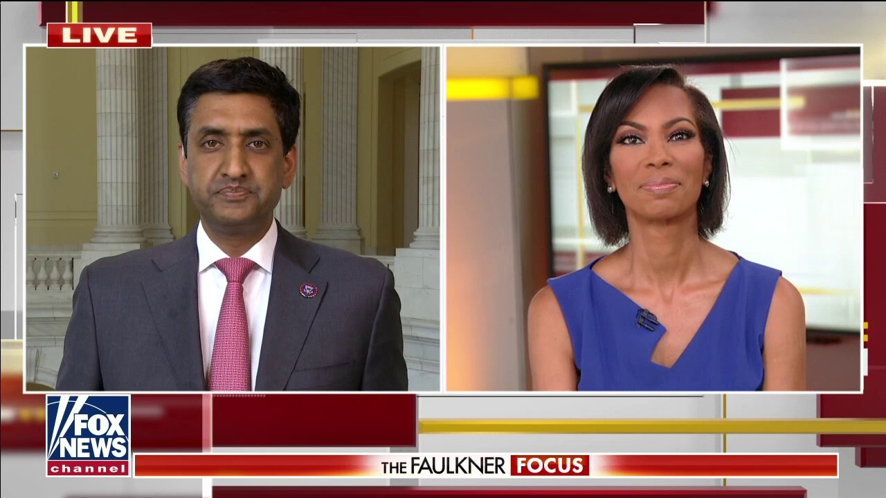Harris Faulkner presses House Dem on violent crime: What is going on in your party?
