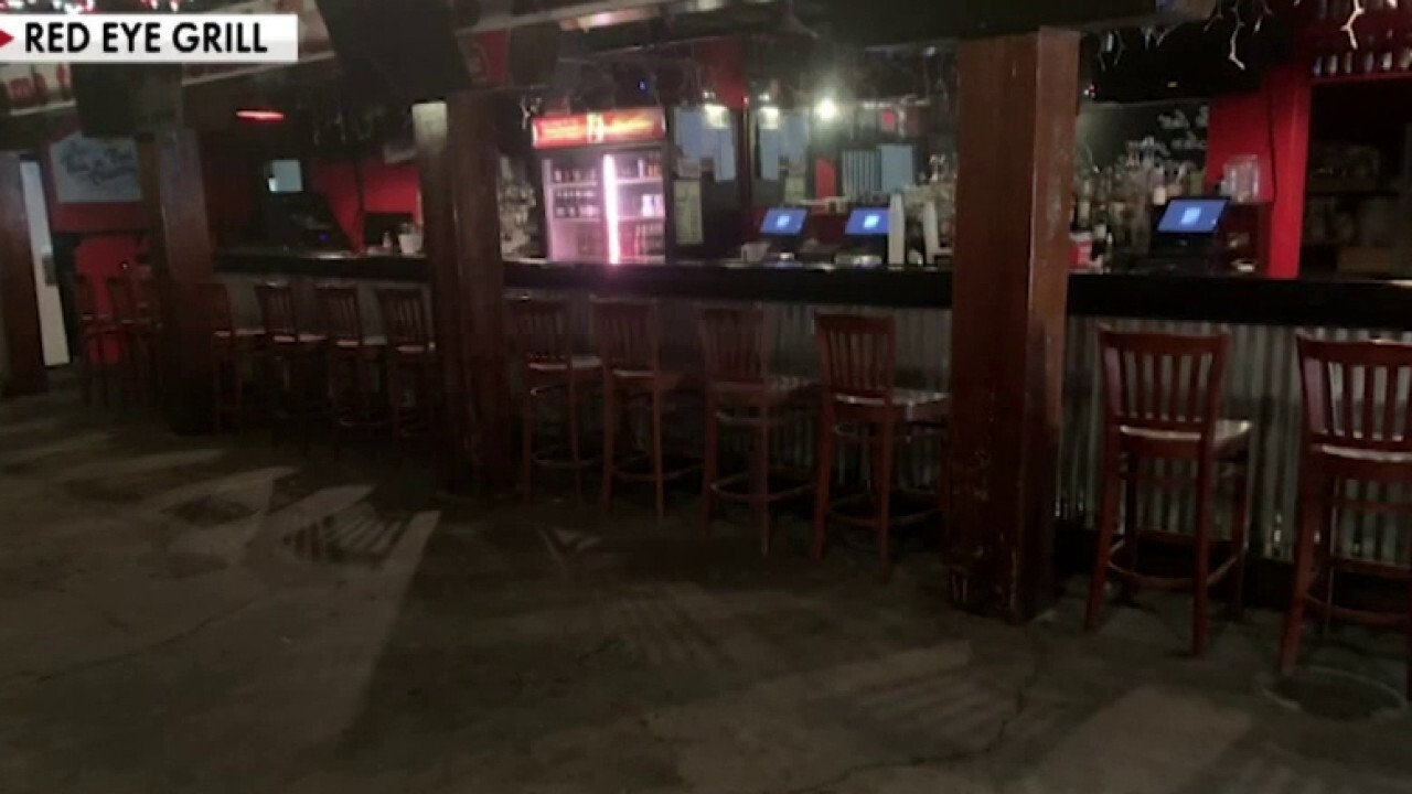 Owner of Red Eye Grill in New Orleans Albert Bowes on the uncertainty surrounding his business with bars closed for Mardi Gras.
