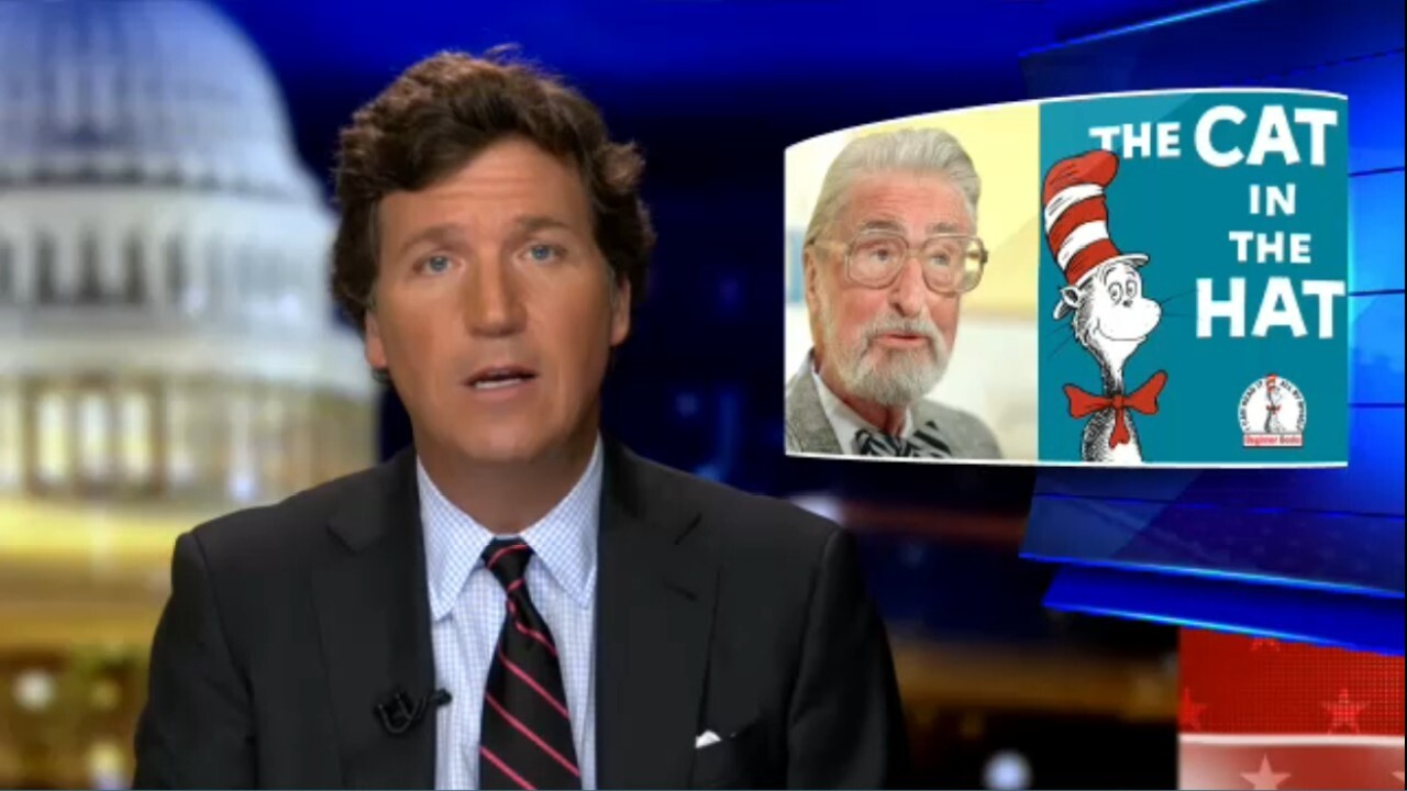 Tucker: The memory of Dr. Seuss matters more than ever