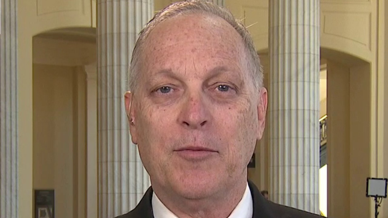 Andy Biggs reacts to House impeachment push against Trump