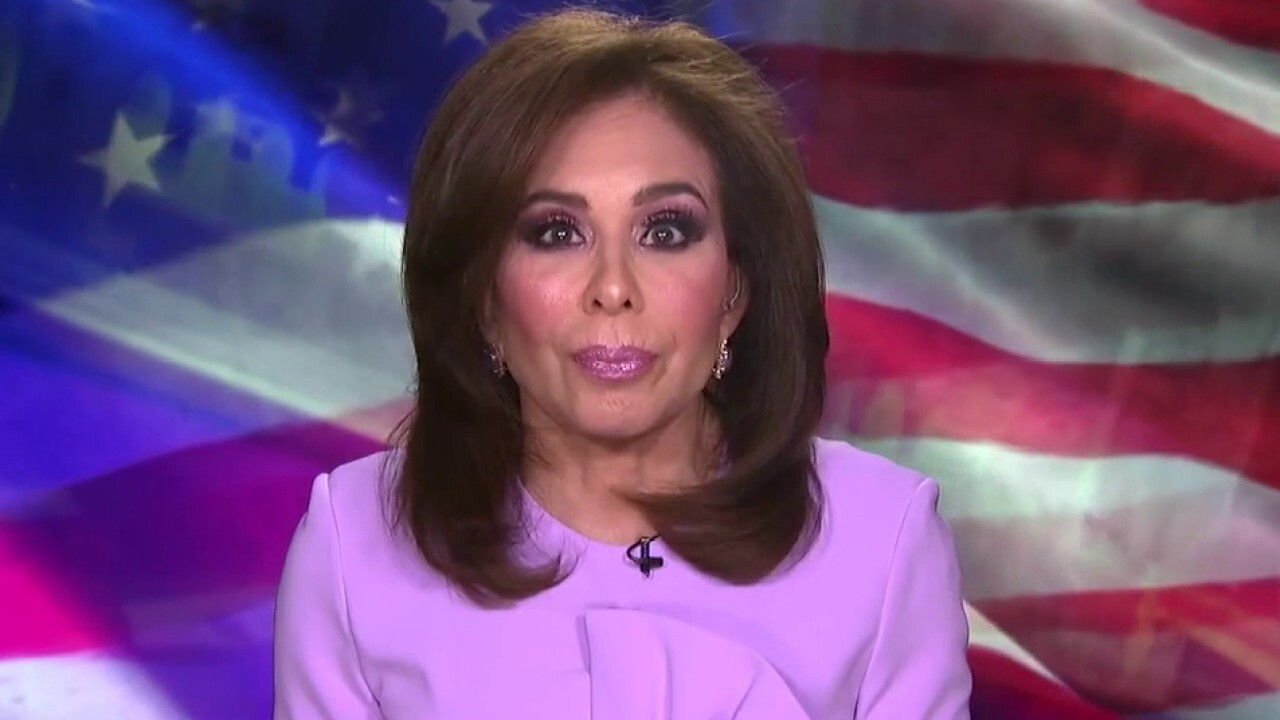 Judge Jeanine: Biden's $6 trillion spending plan price tag is more than US national debt under Clinton